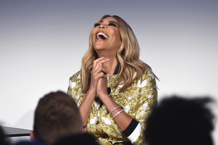 Wendy Williams speaks onstage at Vulture Festival Presented By AT&T: ASK WENDY WILLIAMS at Milk Studios on May 19, 2018 in New York City