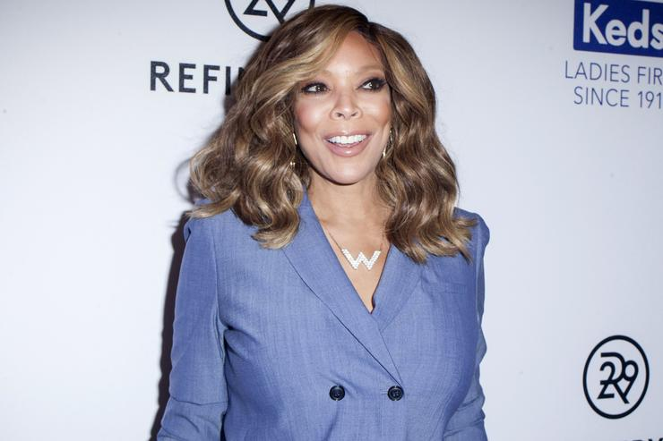 Wendy Williams attends the Keds Centennial Celebration at Center548 on February 10, 2016 in New York City
