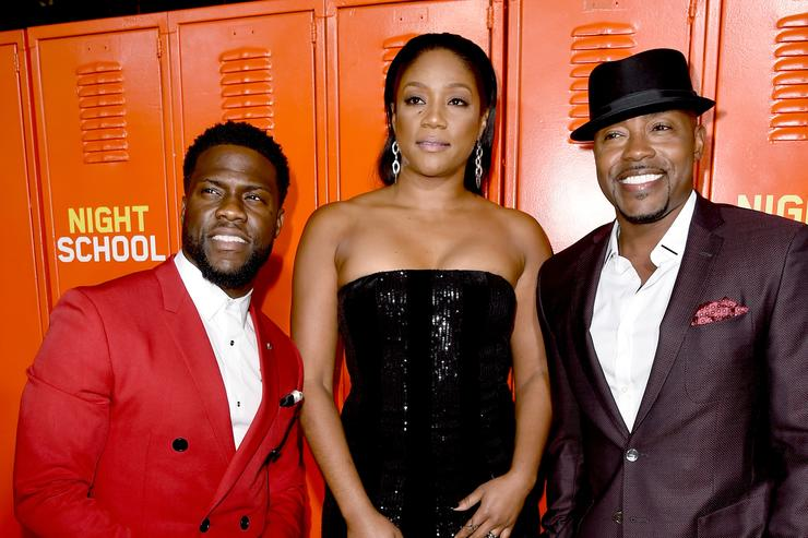 Kevin Hart 'responds' to Oscars backlash