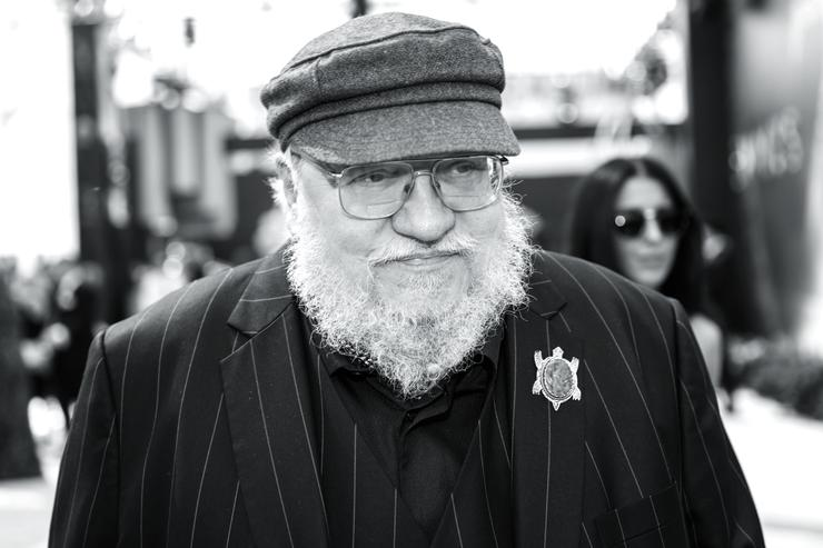 Writer George R. R. Martin, winner of Outstanding Drama Series for 'Game of Thrones', attends IMDb LIVE After The Emmys 2018 on September 17, 2018 in Los Angeles, California