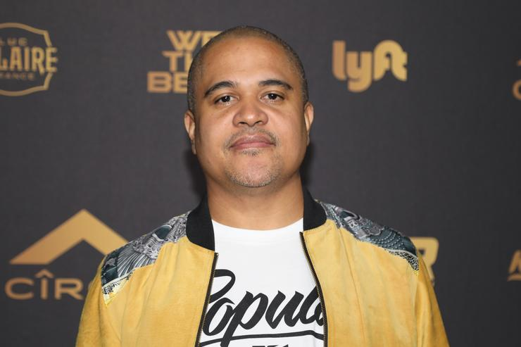 Irv Gotti attends The Four cast Sean Diddy Combs, Fergie, and Meghan Trainor Host DJ Khaled's Birthday Presented by CÎROC and Fox on December 2, 2017 in Beverly Hills, California