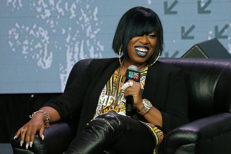 Missy Elliott Just Received A Huge Honor
