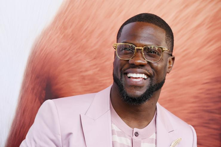 Kevin Hart attends 'The Secret Life Of Pets' New York Premiere at David H. Koch Theater at Lincoln Center on June 25, 2016 in New York City