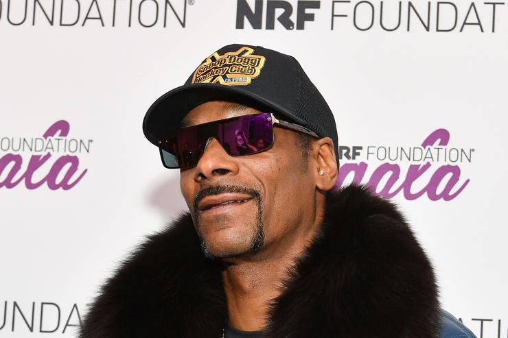 Snoop Dogg attends the 5th Annual NRF Foundation Gala at the Sheraton New York Times Square on January 13, 2019 in New York City