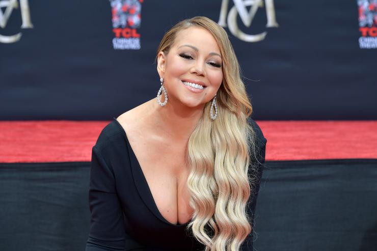 Mariah Carey Secret Video Recordings Doing