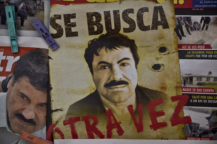 United States  agent testifies about dramatic 2014 capture of 'El Chapo'