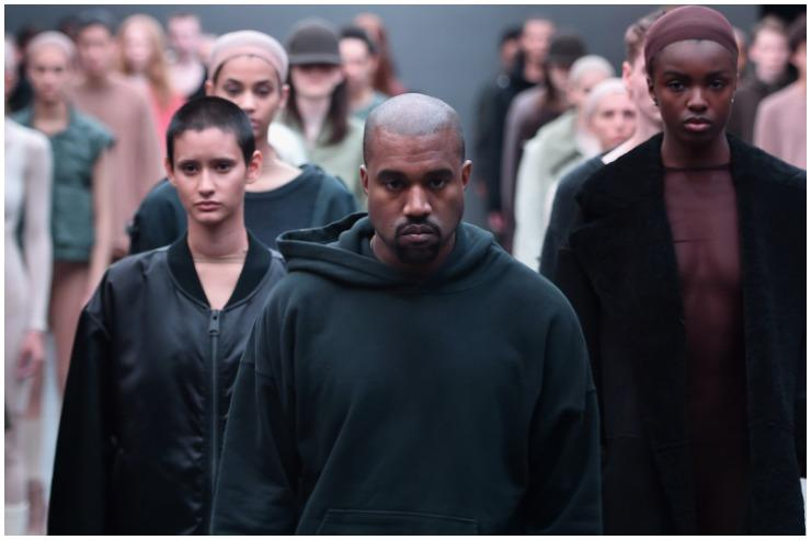 Kanye Sued by Yeezy Fabric Supplier for Alleged $624,051 Unpaid Bill