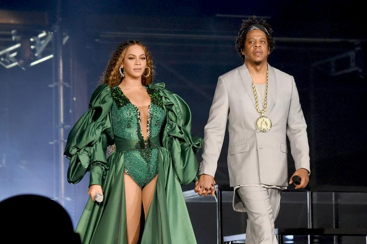 Beyoncé and Jay-Z offer tickets for life to vegan converts