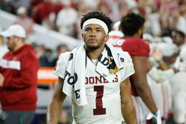 Kyler Murray gives awkward interview with Dan Patrick when pressed on future