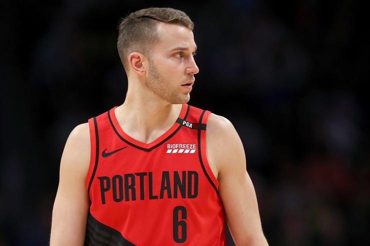 National Basketball Association trade deadline: Rockets dealing Stauskas, Baldwin