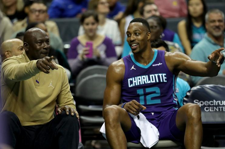 Michael Jordan Owns Approximately 90 Percent Of Hornets
