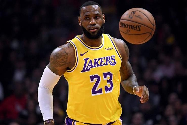 LeBron James Selects Damian Lillard For His 2019 All-Star Team