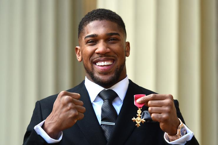 Anthony Joshua-Jarrell Miller Breaks Pre-Sale Record at Madison Square Garden