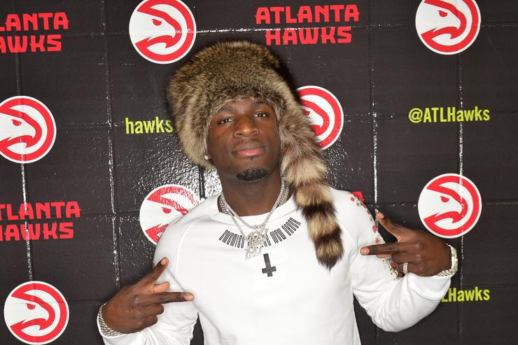 Rapper Ralo attends the Hot 107.9 Birthday Bash at Philips Arena on June 17, 2017 in Atlanta, Georgia.