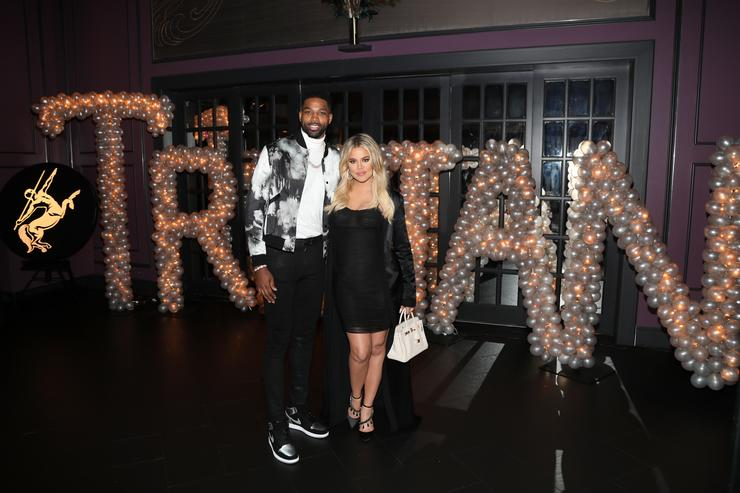 Tristan Thompson Responds To Rumours He Cheated With Kylie's BFF