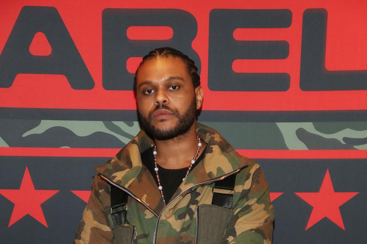 The Weeknd celebrates his birthday at TAO Downtown with Remy Martin at TAO Downtown on February 15, 2019 in New York City
