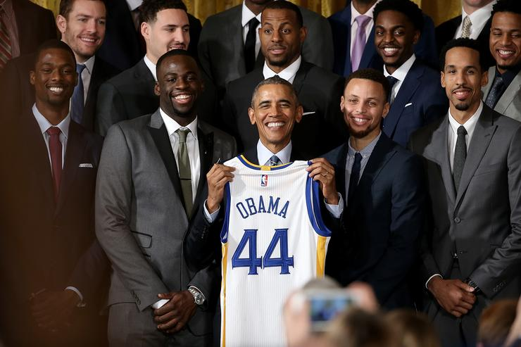 Barack Obama, Stephen Curry tell minority boys 'you matter'