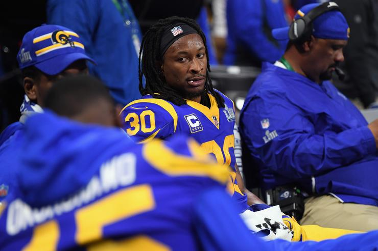 Todd Gurley 'more hurt' than initially thought, says Rams' C.J. Anderson