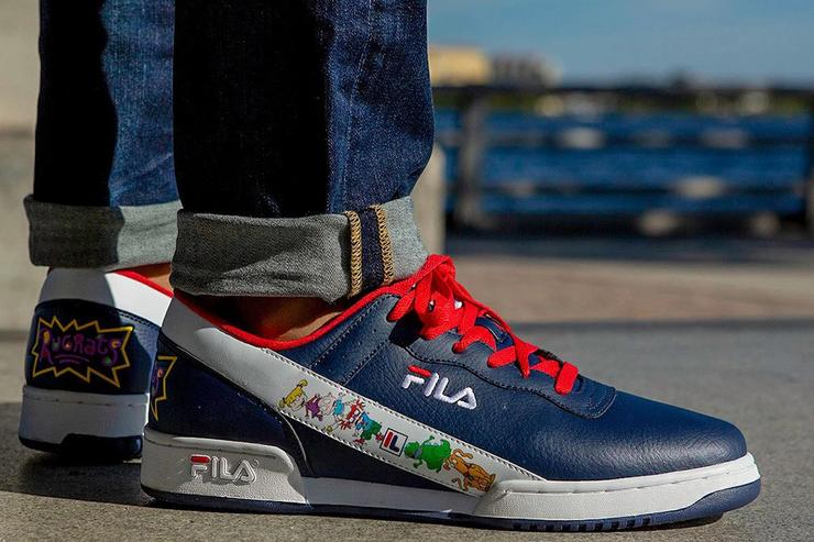 Fila x Champs Rugrats Collection