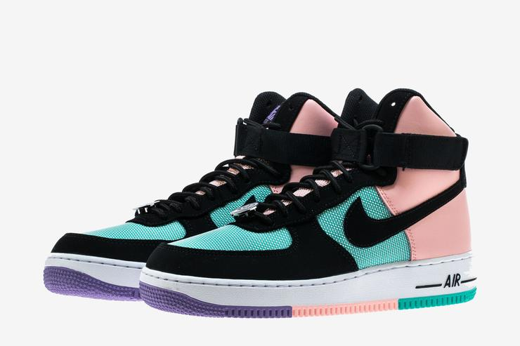 Nike Air Force One High Added To