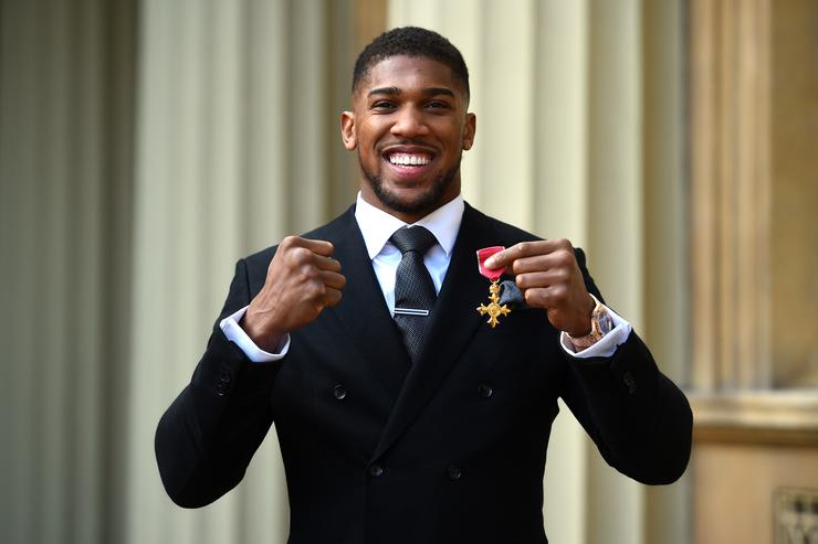 Anthony Joshua targets Ortiz fight after United States debut against Miller