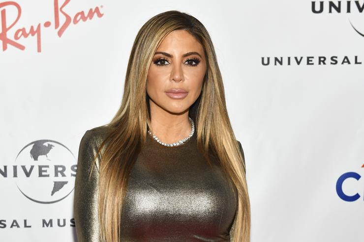 Larsa Pippen attends the Universal Music Group's 2019 After Party To Celebrate The GRAMMYs at ROW DTLA on February 10, 2019 in Los Angeles, California.