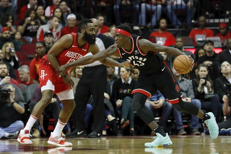 Raptors, Rockets to face off in 2 preseason games in Japan