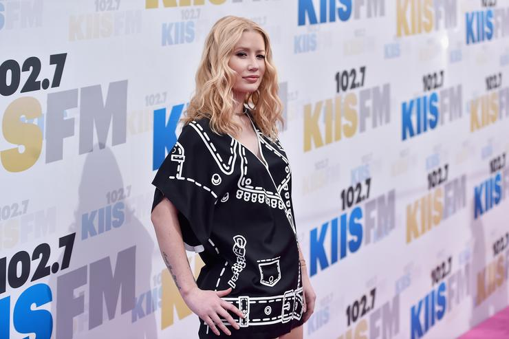 Iggy Azalea attends KIIS FM's Wango Tango 2016 at StubHub Center on May 14, 2016 in Carson, California