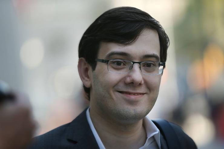 'Pharma Bro' Martin Shkreli Faces Investigation for Apparently Running Business From Jail