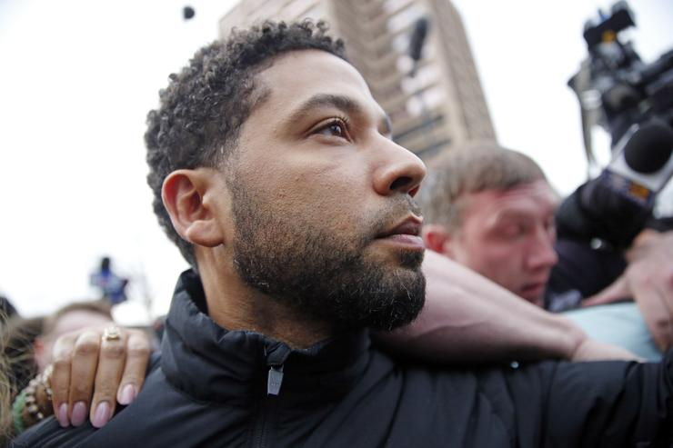 Hospital workers in Chicago reportedly fired for accessing Jussie Smollett's records