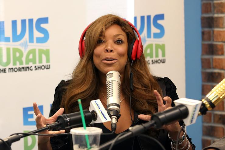 Wendy Williams visits 'The Elvis Duran Z100 Morning Show&#039 at Z100 Studio