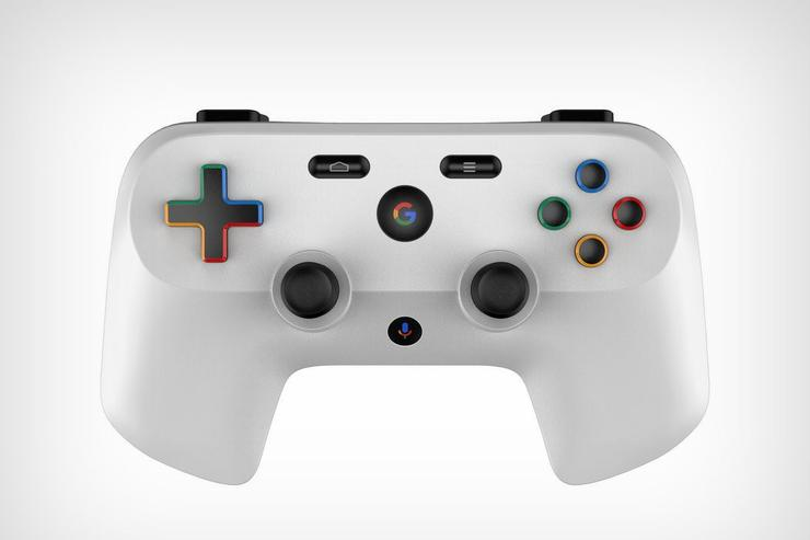Patent Reveals Google's Upcoming Gaming Controller
