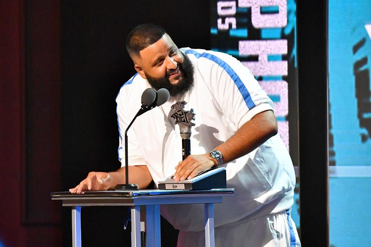 Dj Khaled Fan Inspired By J Cole Haircut Gets Producer Shaved Onto