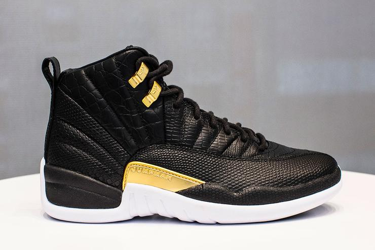 Air Jordan 12 For Women To Feature Reptile Skin Pattern 950b7f5e4