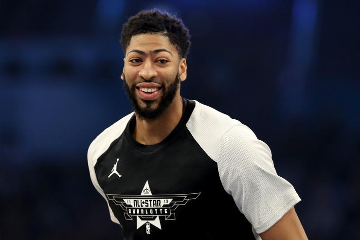 'There's no way' Anthony Davis is being dealt to Lakers