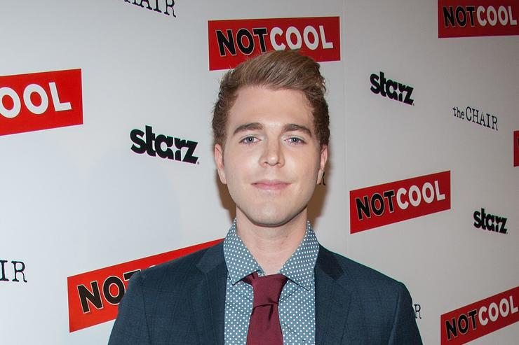 Shane Dawson Apologizes for Joking About Sexual Acts With His Cat