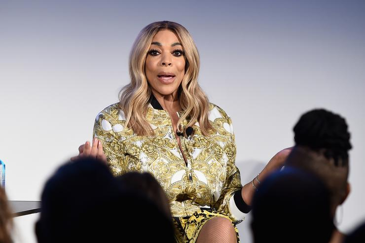 Wendy Williams reveals she's been living in a sober house