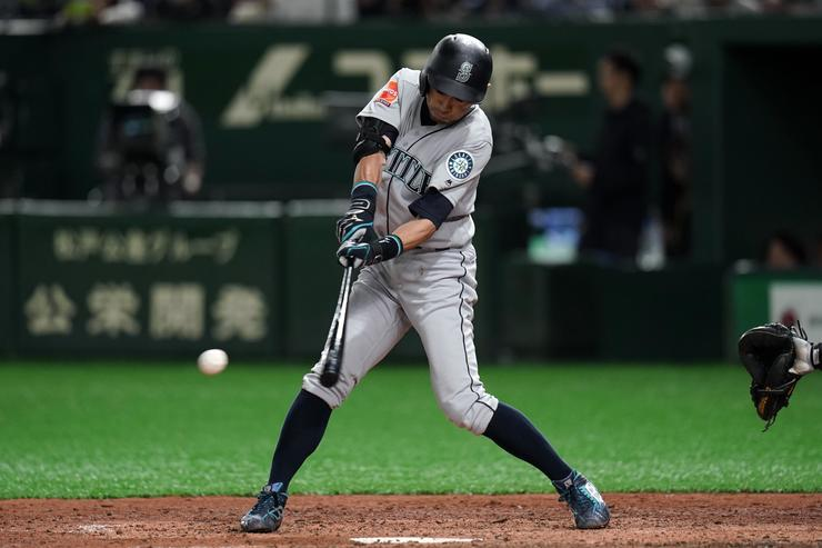 Ichiro Suzuki retirement from Major League Baseball