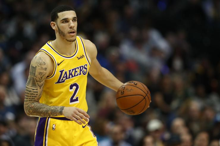 Lonzo Ball Cuts Ties With Big Baller Co-Founder Alan Foster After  1.5 Mil  Goes Missing d44aedcc9