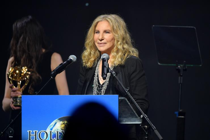 Barbra Streisand Blasted For Michael Jackson Defense On 'Leaving Neverland' Allegations
