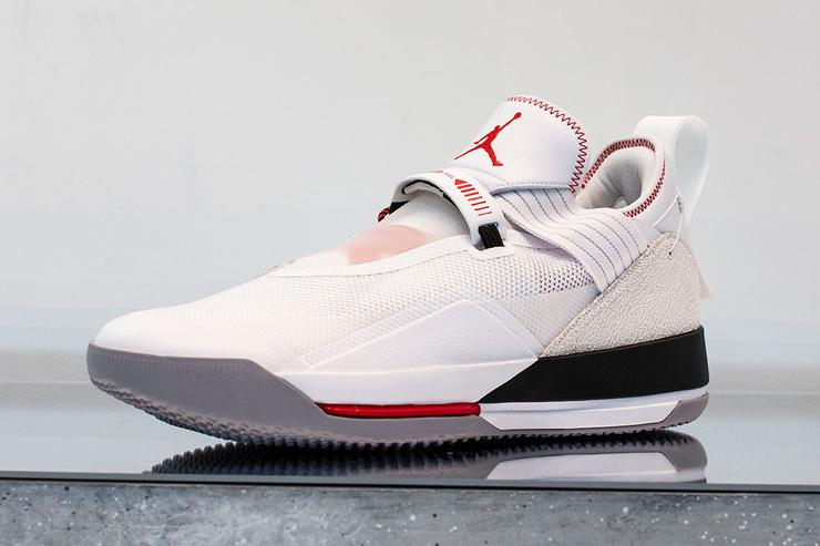 36510cd0f1660e Air Jordan 33 Appears In Low Top Version  Details