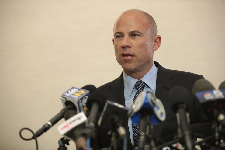 Avenatti Charged With Extortion, Bank And Wire Fraud