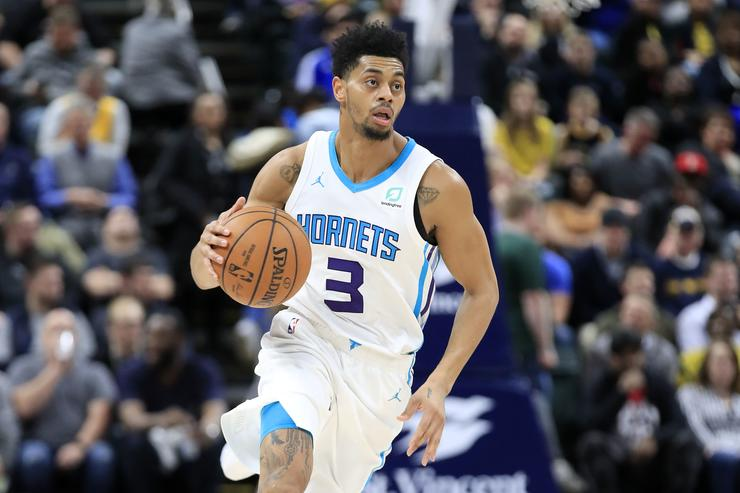 Jeremy Lamb buzzer-beater leads Hornets to 115-114 victory over Raptors
