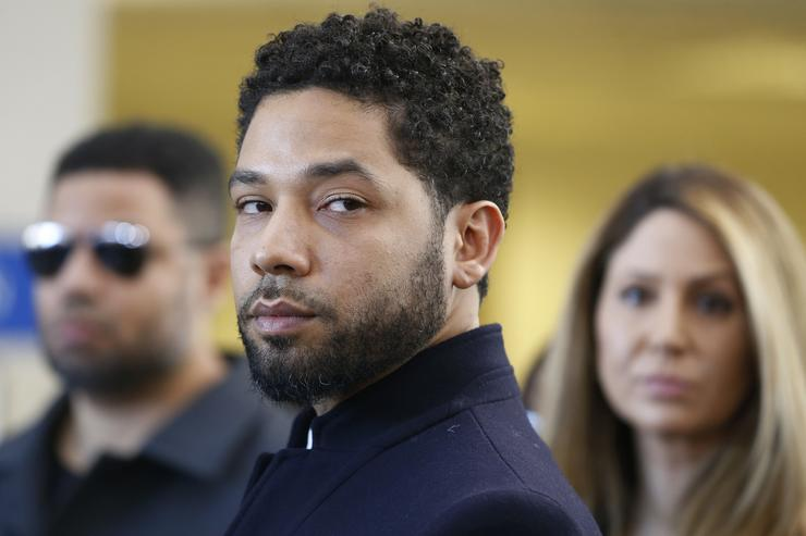Smollett's attorney claims alleged attackers could have been in 'white face'