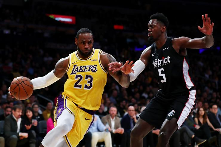 LeBron James Explains Need For Strategy Change As Lakers End Season Early