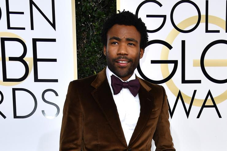 Donald Glover Golden Globes