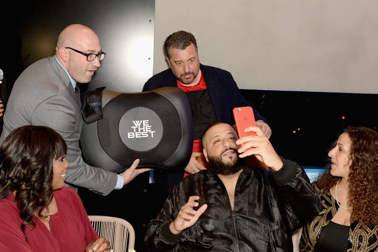 DJ Khaled celebrates  his birthday sponsored by Hublot.