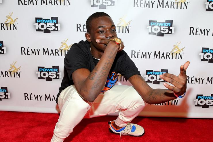 Bobby Shmurda at Power 105.1's Powerhouse 2014.