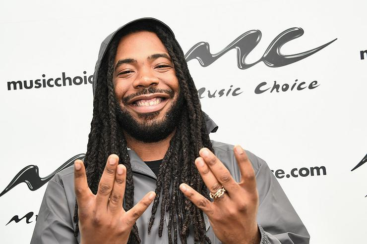 D.R.A.M attends Music Choice at Music Choice on January 20, 2017 in New York City.