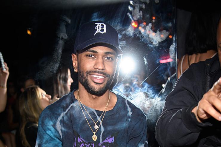 Big Sean attends the One Year Anniversary celebration of of the band DNCE at Up & Down on August 27, 2016 in New York City.